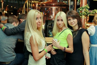 Карл Хламкин и «ОгнеОпаснОркестр», 27 октября 2012 - Ресторан «Максимилианс» Самара - 09