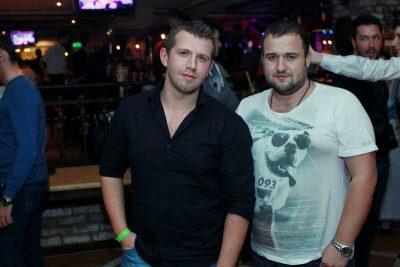 Карл Хламкин и «ОгнеОпаснОркестр», 27 октября 2012 - Ресторан «Максимилианс» Самара - 15