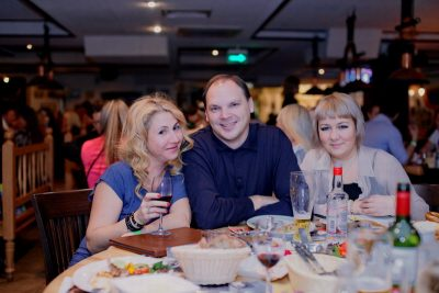 Карл Хламкин и «ОгнеОпаснОркестр», 27 октября 2012 - Ресторан «Максимилианс» Самара - 16