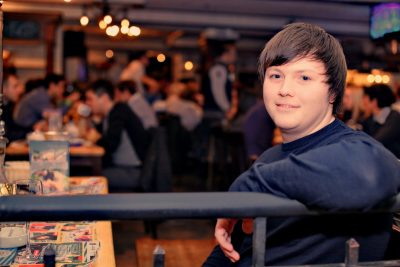 Карл Хламкин и «ОгнеОпаснОркестр», 27 октября 2012 - Ресторан «Максимилианс» Самара - 18