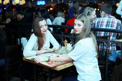 Карл Хламкин и «ОгнеОпаснОркестр», 27 октября 2012 - Ресторан «Максимилианс» Самара - 22