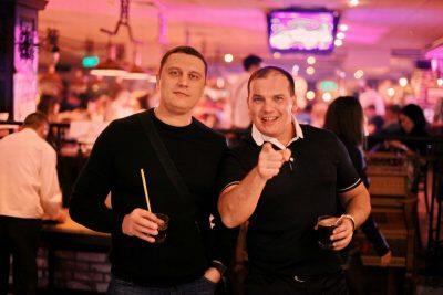 Карл Хламкин и «ОгнеОпаснОркестр», 27 октября 2012 - Ресторан «Максимилианс» Самара - 23