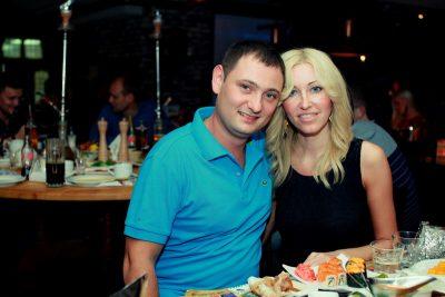 Карл Хламкин и «ОгнеОпаснОркестр», 27 октября 2012 - Ресторан «Максимилианс» Самара - 27