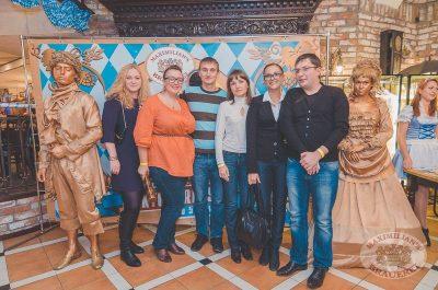 Команда КВН «Станция Спортивная» на «Октоберфест» уик-энд, 4 октября 2013 - Ресторан «Максимилианс» Самара - 04