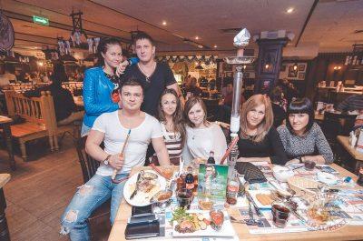 Команда КВН «Станция Спортивная» на «Октоберфест» уик-энд, 4 октября 2013 - Ресторан «Максимилианс» Самара - 20