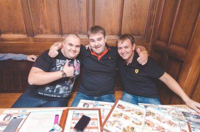 Команда КВН «Станция Спортивная» на «Октоберфест» уик-энд, 4 октября 2013 - Ресторан «Максимилианс» Самара - 21