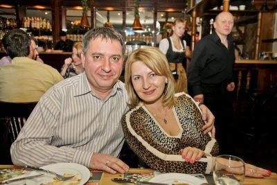 Константин Никольский, 21 февраля 2013 - Ресторан «Максимилианс» Самара - 17