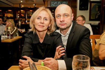 Константин Никольский, 21 февраля 2013 - Ресторан «Максимилианс» Самара - 19