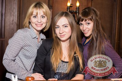 «Дыхание ночи»: Kostenko Brothers (Новороссийск), 22 марта 2014 - Ресторан «Максимилианс» Самара - 17