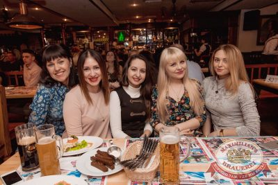Владимир Кузьмин, 16 февраля 2017 - Ресторан «Максимилианс» Самара - 48