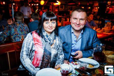 Группа «Ла-Гранжъ» (фото: geometria.ru), 16 февраля 2013 - Ресторан «Максимилианс» Самара - 09