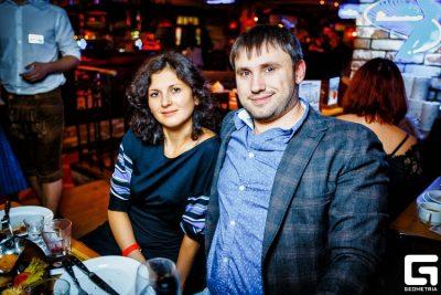 Группа «Ла-Гранжъ» (фото: geometria.ru), 16 февраля 2013 - Ресторан «Максимилианс» Самара - 10