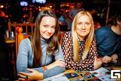 Группа «Ла-Гранжъ» (фото: geometria.ru), 16 февраля 2013 - Ресторан «Максимилианс» Самара - 14