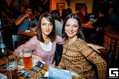 Группа «Ла-Гранжъ» (фото: geometria.ru), 16 февраля 2013 - Ресторан «Максимилианс» Самара - 19