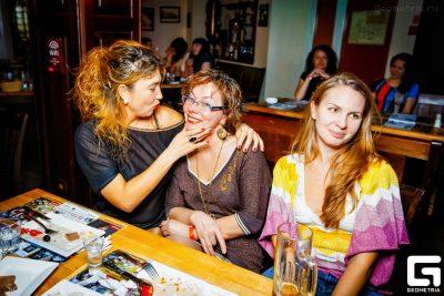Группа «Ла-Гранжъ» (фото: geometria.ru), 16 февраля 2013 - Ресторан «Максимилианс» Самара - 21