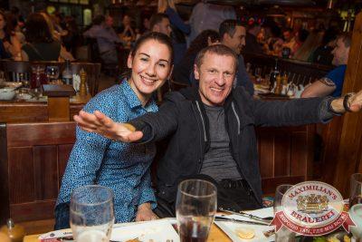 Ленинград: день первый, 22 октября 2014 - Ресторан «Максимилианс» Самара - 31
