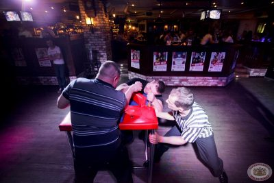 Любительские бои по армрестлингу, третья неделя, 10 апреля 2013 - Ресторан «Максимилианс» Самара - 10