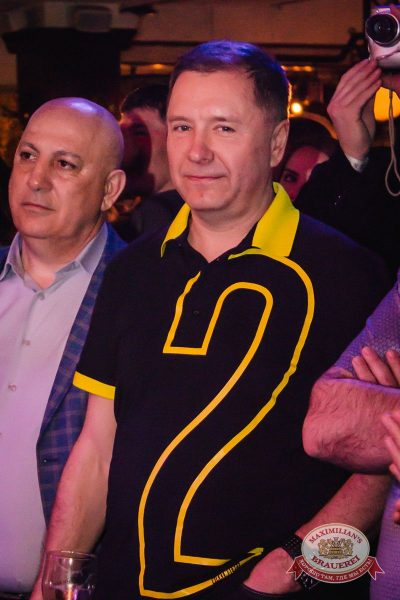 Евгений Маргулис, 24 марта 2016 - Ресторан «Максимилианс» Самара - 15