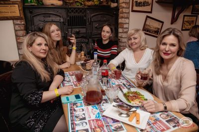 Международный женский день, 8 марта 2019 - Ресторан «Максимилианс» Самара - 80