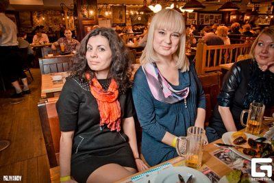 Международный женский день (фото: geometria.ru), 8 марта 2013 - Ресторан «Максимилианс» Самара - 08