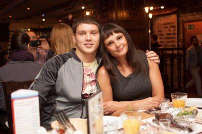 Натали, 14 сентября 2013 - Ресторан «Максимилианс» Самара - 10