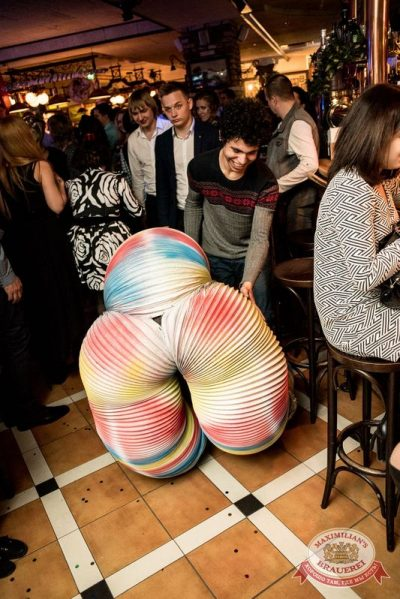 Новогодняя ночь, 1 января 2016 - Ресторан «Максимилианс» Самара - 21
