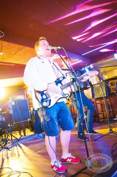 Новый 2014 год в стиле 90-х! Группа «Леприконсы»! - Ресторан «Максимилианс» Самара - 03