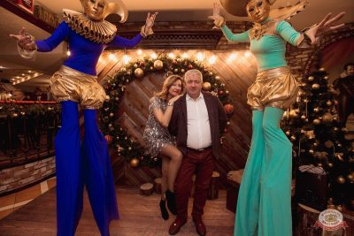 Новый год 2020: Bohemia Night, 1 января 2020 - Ресторан «Максимилианс» Самара - 26