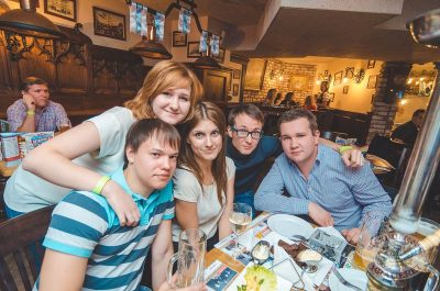 Октобер Рок-фест, 21 сентября 2013 - Ресторан «Максимилианс» Самара - 17