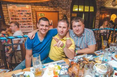 Октобер Рок-фест, 21 сентября 2013 - Ресторан «Максимилианс» Самара - 27