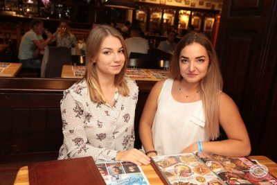 «Октоберфест-2018»: выбор Короля и Королевы (первый тур), 22 сентября 2018 - Ресторан «Максимилианс» Самара - 76