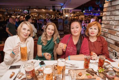 «Октоберфест-2019»: открытие. Выбор пивной столицы, 20 сентября 2019 - Ресторан «Максимилианс» Самара - 58