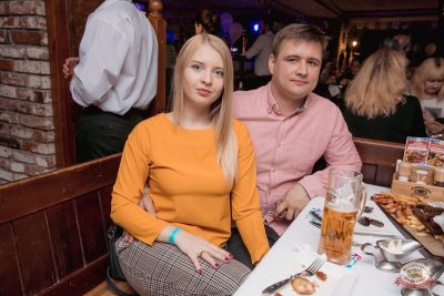 «Октоберфест-2019»: выбор Короля и Королевы (первый тур), 21 сентября 2019 - Ресторан «Максимилианс» Самара - 53