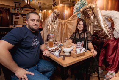 «Октоберфест-2019»: выбор Короля и Королевы (второй тур), 28 сентября 2019 - Ресторан «Максимилианс» Самара - 44
