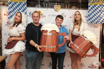 «Октоберфест-2018»: открытие. Выбор пивной столицы, 21 сентября 2018 - Ресторан «Максимилианс» Самара - 3