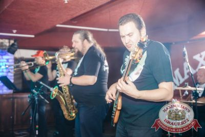 Группа «Мамульки Bend», 24 сентября 2015 - Ресторан «Максимилианс» Самара - 08