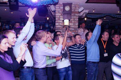 Октоберфест в «Максимилианс», 27 сентября 2012 - Ресторан «Максимилианс» Самара - 12