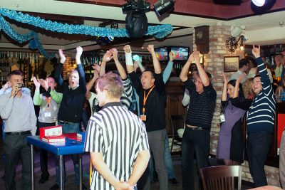 Октоберфест в «Максимилианс», 27 сентября 2012 - Ресторан «Максимилианс» Самара - 17