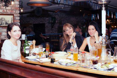Октоберфест в «Максимилианс», 27 сентября 2012 - Ресторан «Максимилианс» Самара - 26