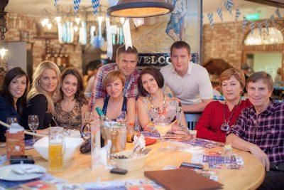 Октоберфест в «Максимилианс», 5 октября 2012 - Ресторан «Максимилианс» Самара - 26