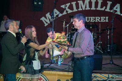 Октоберфест в «Максимилианс», 6 октября 2012 - Ресторан «Максимилианс» Самара - 06