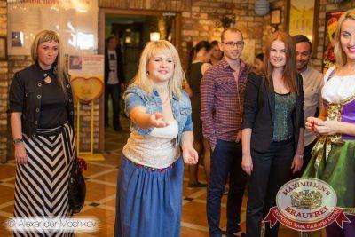 «Октоберфест»: выбираем Короля и Королеву, 19 сентября 2015 - Ресторан «Максимилианс» Самара - 07
