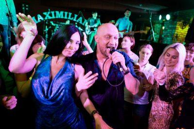 Открытие! Гоша Куценко! Открытие! 25 мая 2012 - Ресторан «Максимилианс» Самара - 05