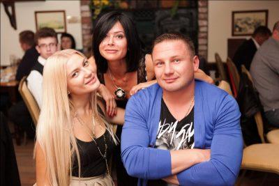 Открытие! Гоша Куценко! Открытие! 25 мая 2012 - Ресторан «Максимилианс» Самара - 32