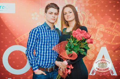Оскар за любовь, 14 февраля 2014 - Ресторан «Максимилианс» Самара - 04