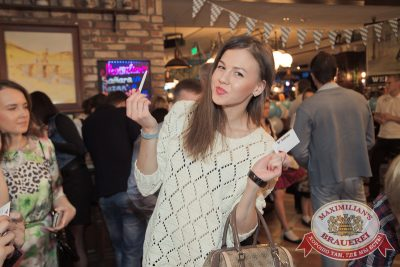 Открытие 204-го фестиваля живого пива «Октоберфест». Специальный гость: Мамульки Bend, 19 сентября 2014 - Ресторан «Максимилианс» Самара - 07