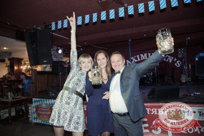 Открытие 204-го фестиваля живого пива «Октоберфест». Специальный гость: Мамульки Bend, 19 сентября 2014 - Ресторан «Максимилианс» Самара - 15