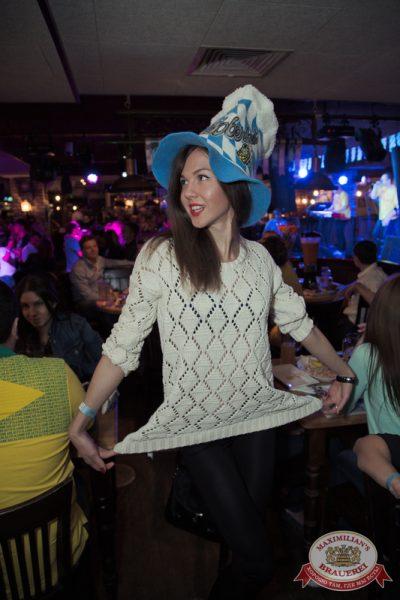 Открытие 204-го фестиваля живого пива «Октоберфест». Специальный гость: Мамульки Bend, 19 сентября 2014 - Ресторан «Максимилианс» Самара - 30