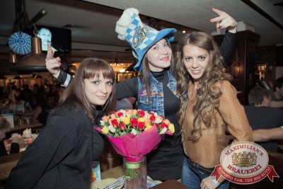 Открытие 204-го фестиваля живого пива «Октоберфест». Специальный гость: Мамульки Bend, 19 сентября 2014 - Ресторан «Максимилианс» Самара - 32