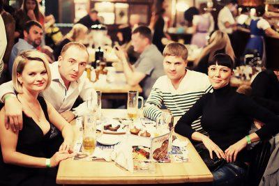 Открытие «Октоберфеста», 21 сентября 2012 - Ресторан «Максимилианс» Самара - 02